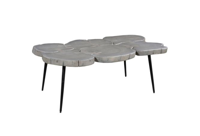 Horatio Grey Coffee Table Home Ingredients