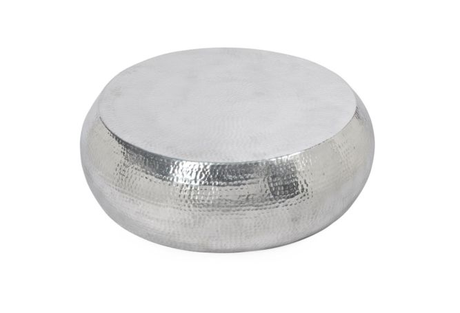 Tabla Silver Coffee Table Home Ingredients
