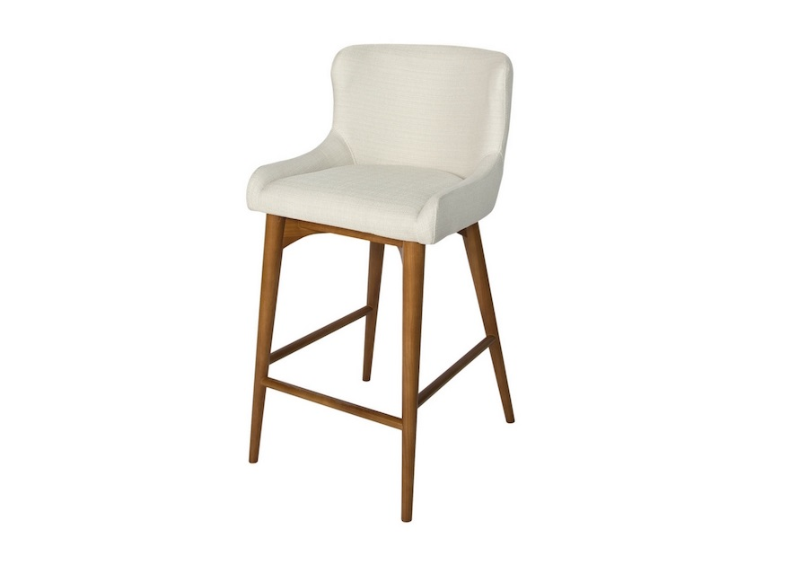 Aspen Oyster Counter Stool Home Ingredients