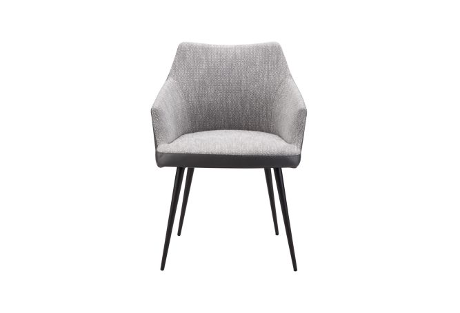 Beckett Grey Dining Chair Home Ingredients