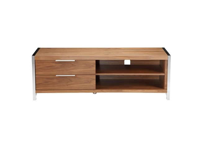 Neo Small Walnut TV Stand Home Ingredients