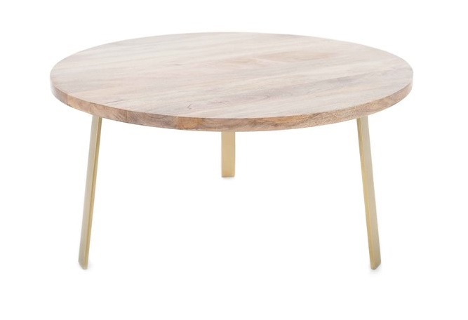 Milan Round Coffee Table Home Ingredients