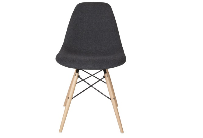 Calvin Grey Dining Chair Home Ingredients