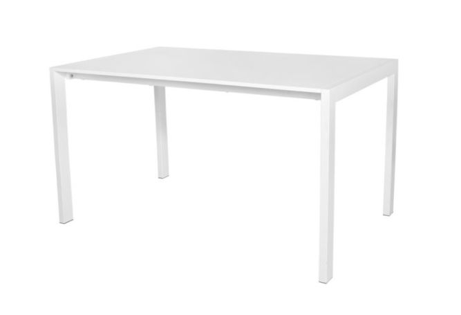 Slide White Small Extension Dining Table Home Ingredients
