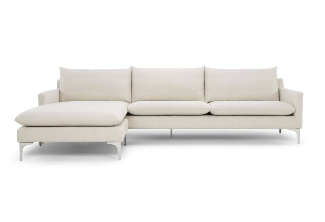 Anders Sand Sectional Home Ingredients