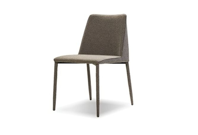 Billings Dark Grey Dining Chair Home Ingredients