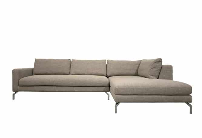 Scand Cream Sectional Home Ingredients