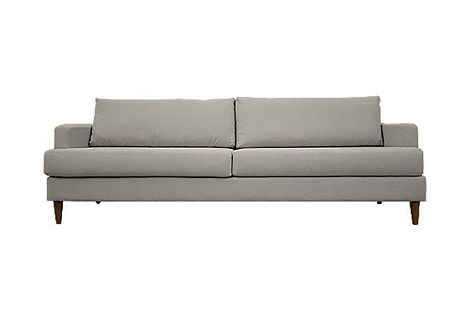 Seymour Woolly Dove Sofa Home Ingredients Furniture Rentals F786