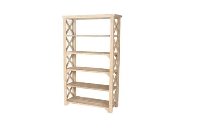 Tofino Bookcase Home Ingredients Furniture Rentals