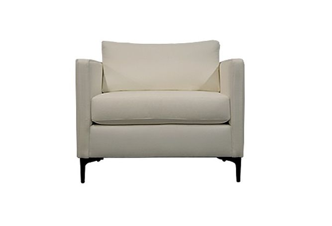 Walt Griffin Dove Occasional Chair Home Ingredients Furniture Rentals F1110