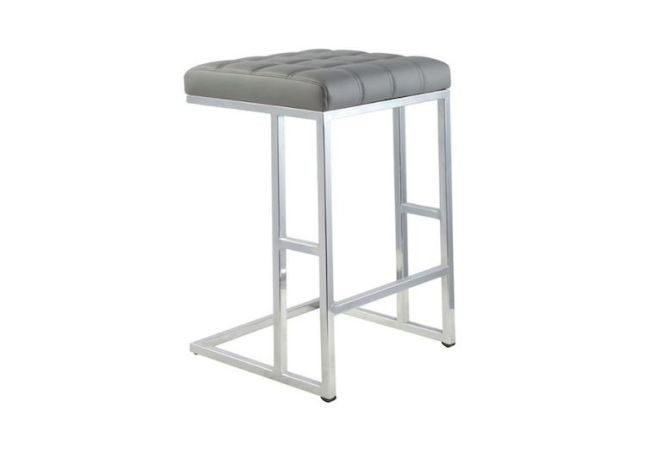 Ace Grey Counter Stool Home Ingredients Rentals Vancouver