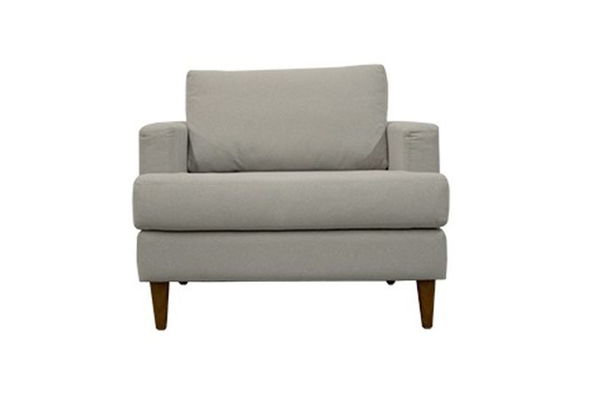 Seymour Woolly Dove Occasional Chair Home Ingredients Furniture Rentals F782