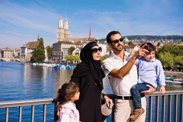 Muslim traveller prefer to travel with family and the potential is huge