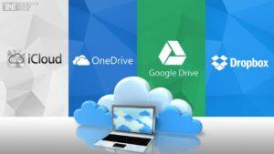 The online data storage options / Pinterest