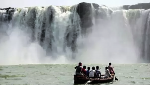 Chitrakote Falls in Chattisgarh / Quora / SilkRouteTraveller
