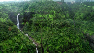 Kune Falls in Maharashtra / Trawell.in / SilkRouteTraveller