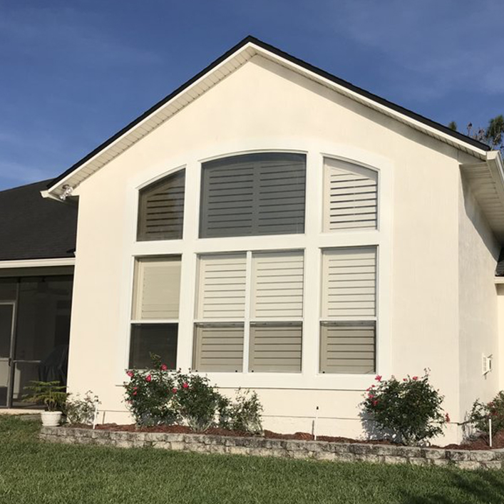 Exterior painting makes a great first impression!