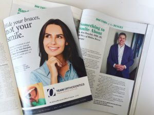 Scottsdale Health Magazine - Dr. D Profile