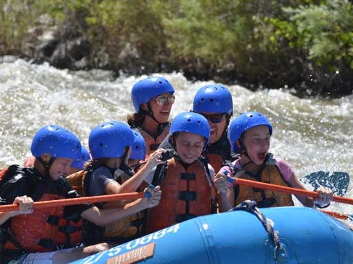 bighorn sheep canyon rafting trips