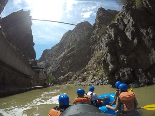 royal gorge rafting trips