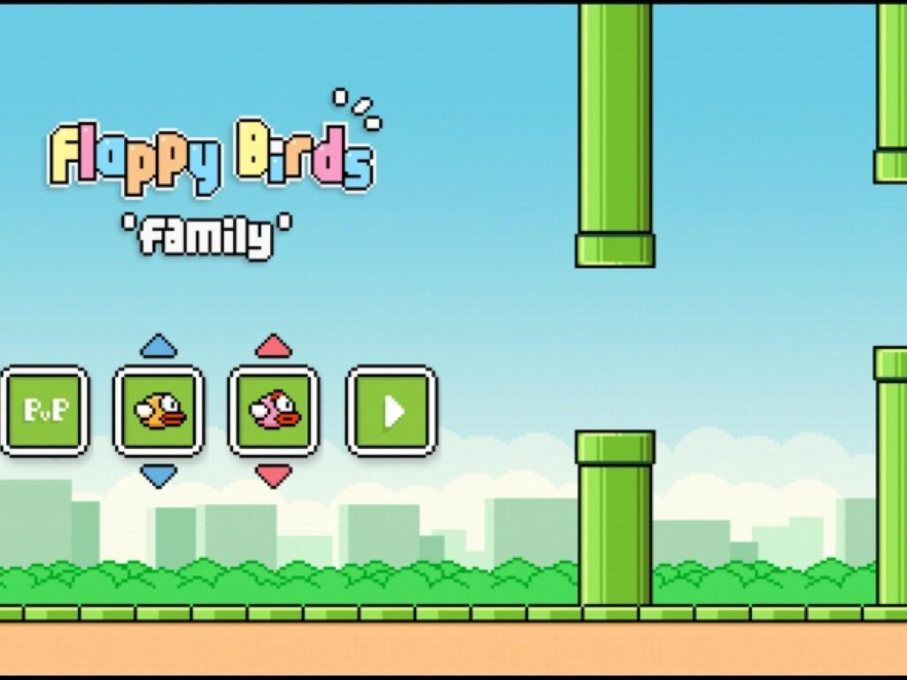 Download and Install Flappy bird for PC