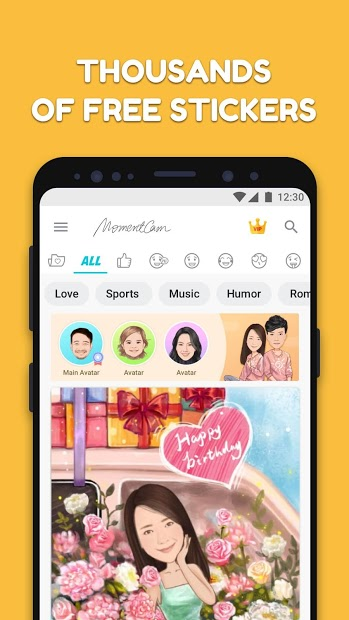 Moment Cam for PC free