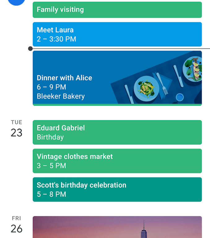 Best Android Calendar App and Widget (Free and Paid)