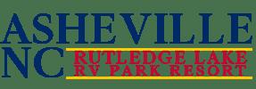 Asheville NC Rutledge Lake RV Park Resort