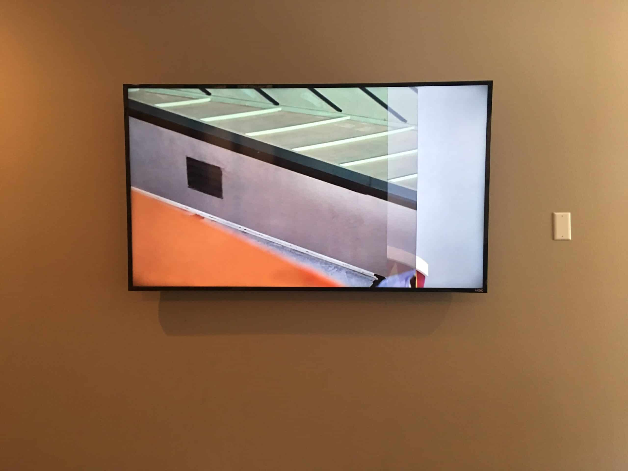 TV Mounting - Post