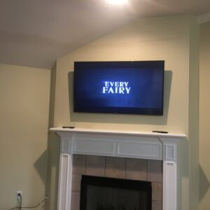 Gallery TV Mounting