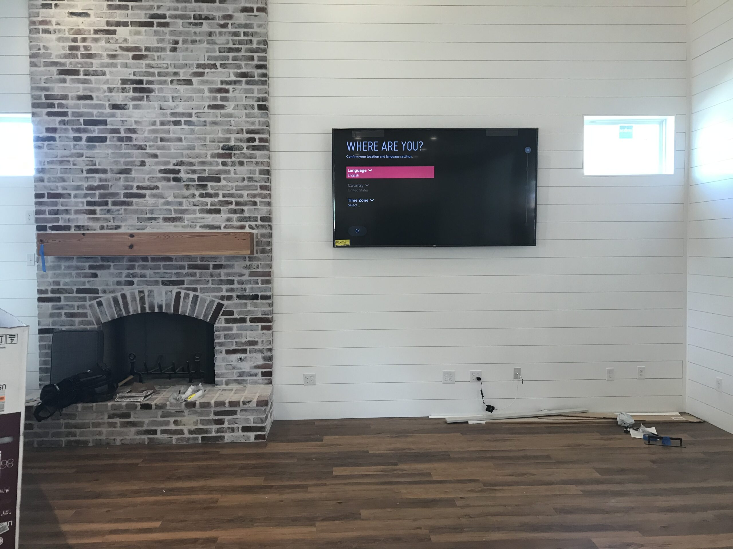 Just another TV Mounting Job post thumbnail