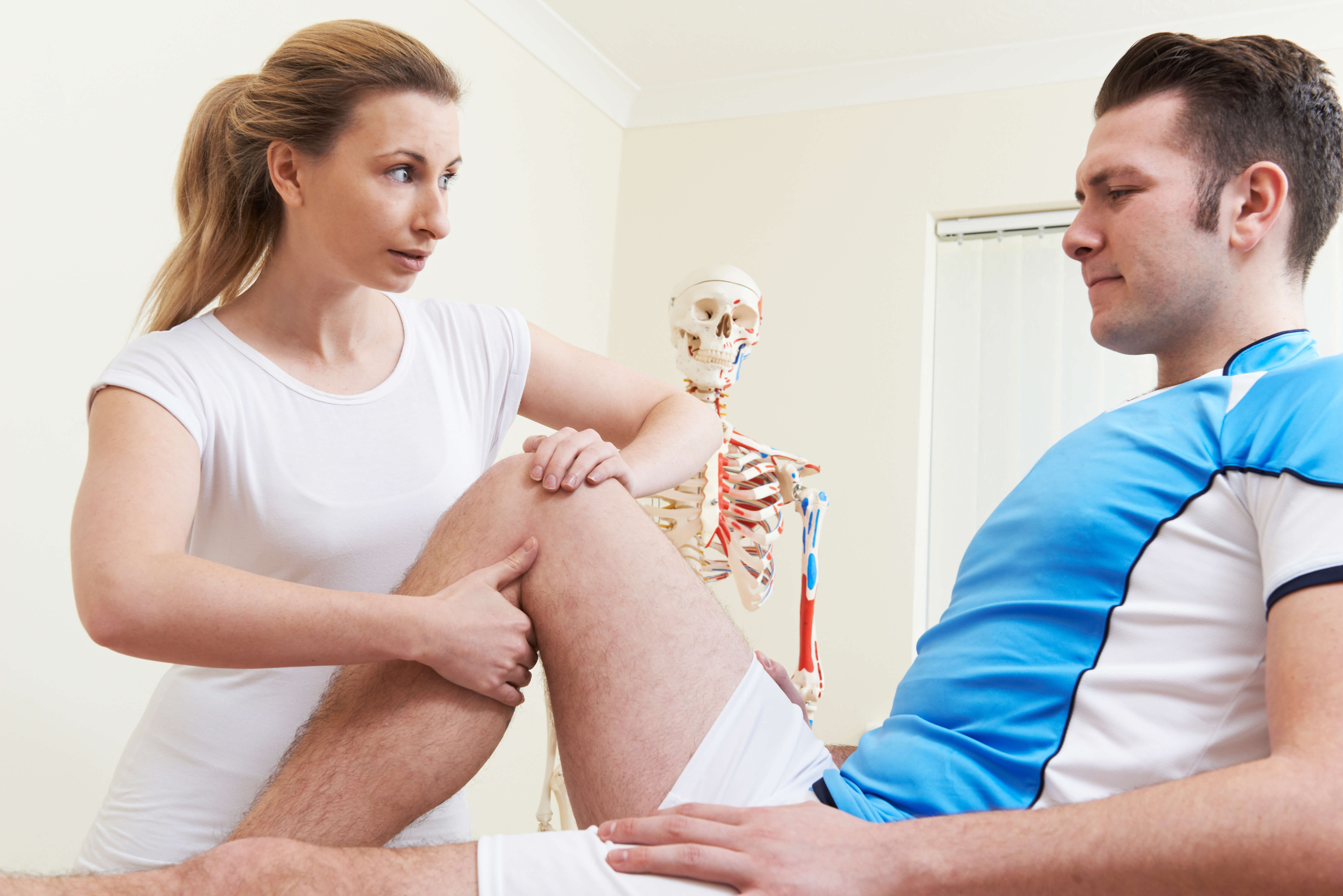 Knee Pain Physical Therapy