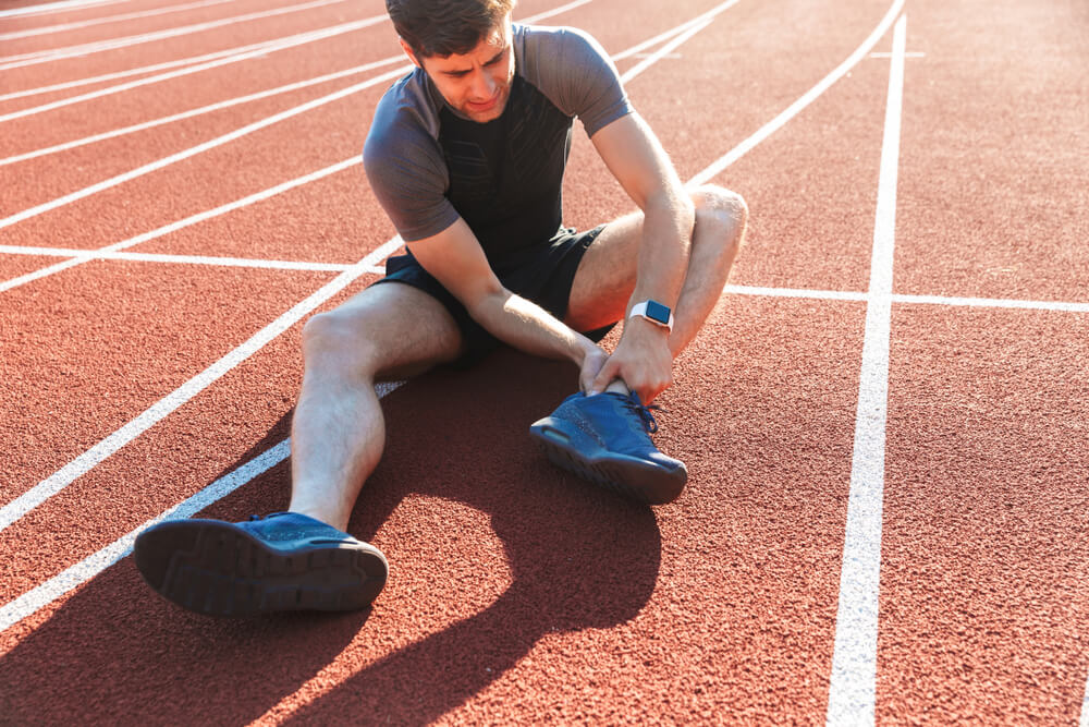treating common sports injuries