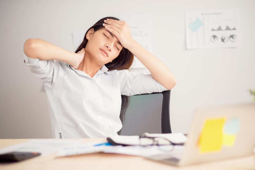 Tension headaches tend to start in the back of the head, and they can be caused by many factors. Learn three common factors that can cause them.