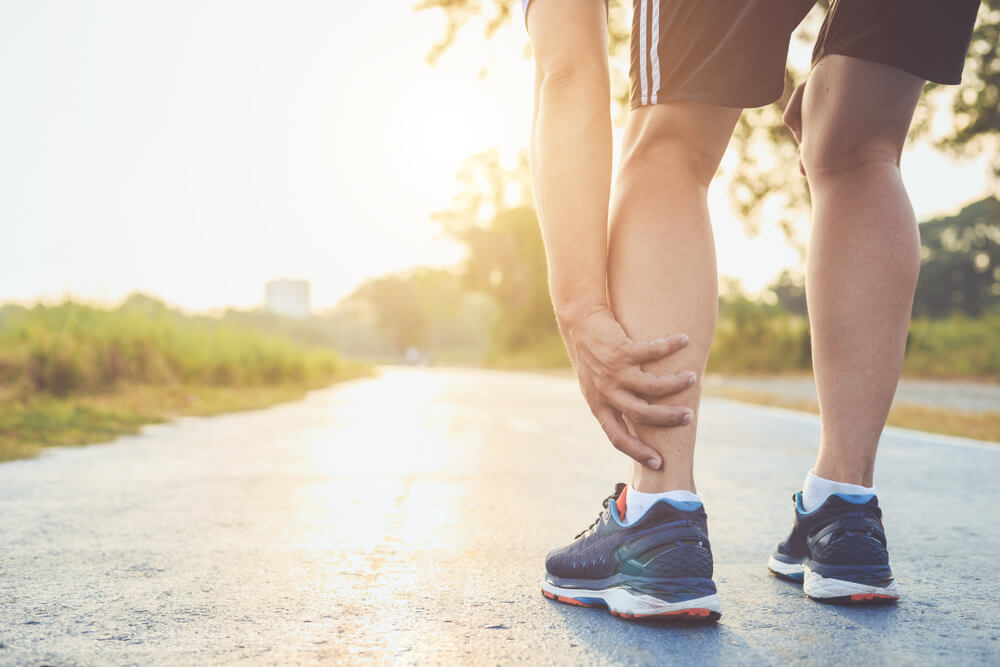 high ankle sprain recovery
