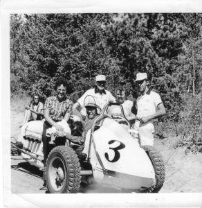 Earl Kouba - Pikes Peak 1961