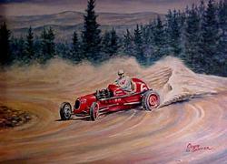 Slim Roberts Painting