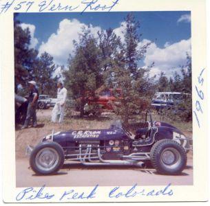 Vern Root At Pikes Peak 65