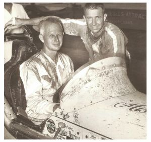 Gordon Herring & Bernie Shires