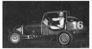 Roger Rager In Willie  Hardmans Sprinter  1966