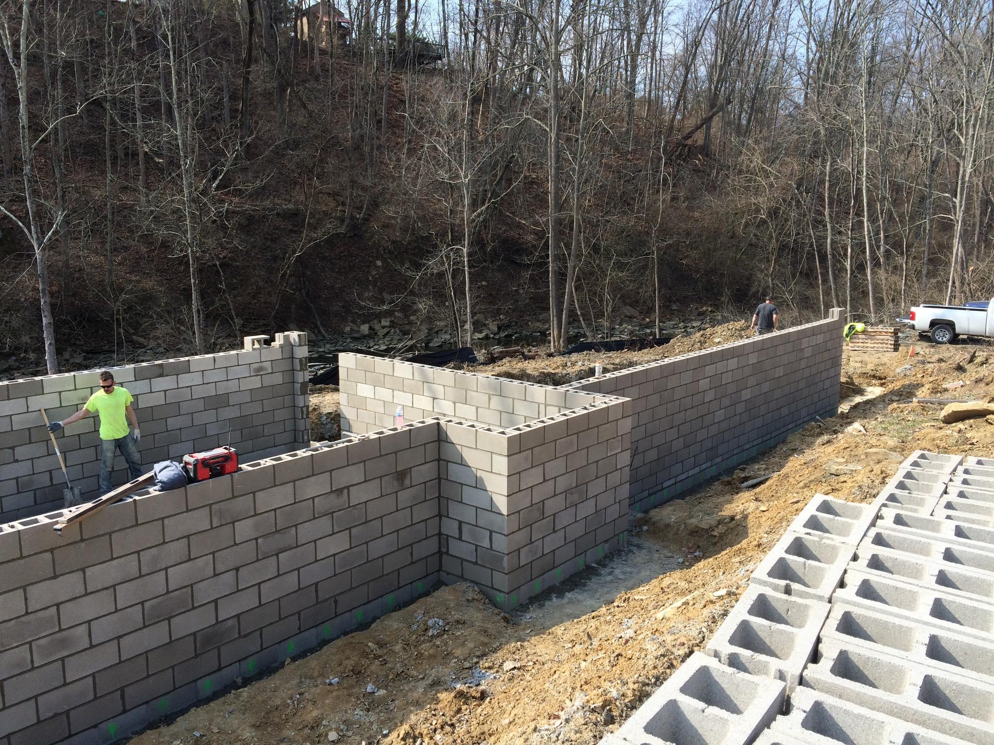 View basement renovation details page