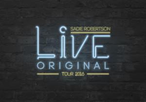TOUR NEWS: Sadie Roberton Takes Her