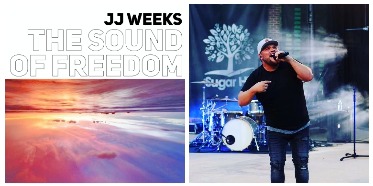 """Music News: JJ Weeks Releases """"The Sound Of Freedom,"""" Joins Winter Jam Tour 2020"""