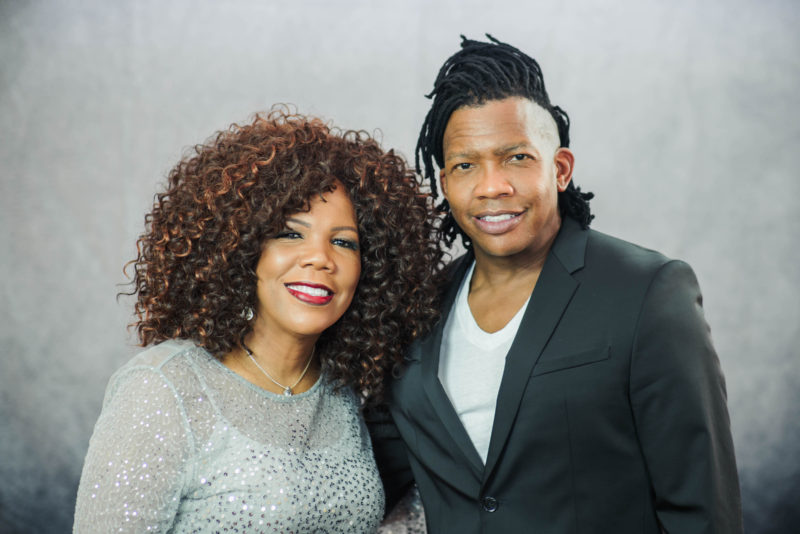 Music News: Lynda Randle and Michael Tait Are 'Together For Christmas'