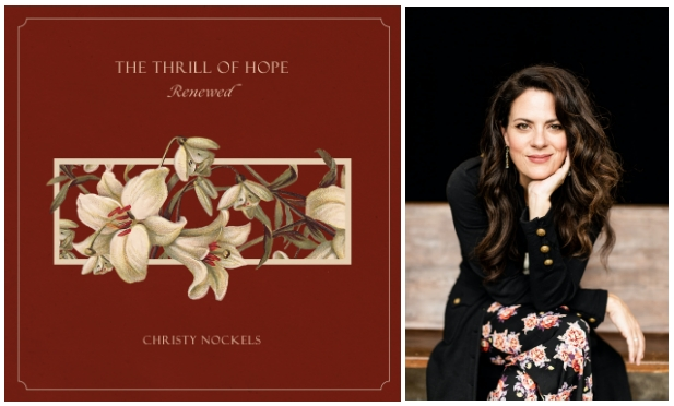 Music News: Christy Nockels Releases 'The Thrill Of Hope' Renewed Christmas Album
