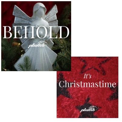 Plumb 'Behold' & 'It's Christmastime' EPs
