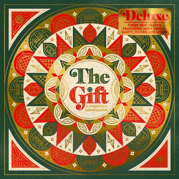 Album News: REACH RECORDS GIVES THE ULTIMATE CHRISTMAS BUNDLE WITH THE GIFT: A CHRISTMAS COMPILATION DELUXE EDITION FEATURING THREE NEW TRACKS