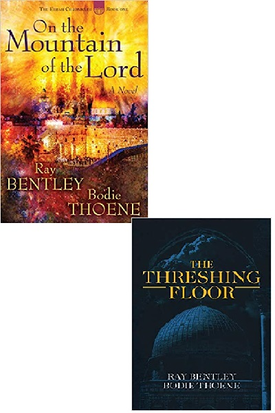 Book Review 'The Elijah Chronicles: On the Mountain of the Lord' and 'The Threshing Floor'