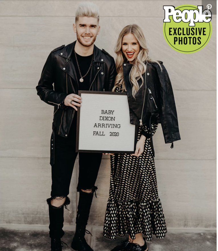 News: PEOPLE EXCLUSIVE: COLTON AND ANNIE DIXON ARE EXPECTING!