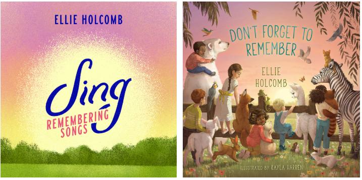 News: Ellie Holcomb Announces Second Children's Book + EP